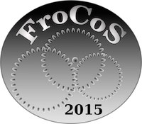 International Symposium On Frontiers Of Combining Systems 2015 (FroCos)