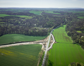 Mota-Engil Central Europe: The Nysa bypass with great progress