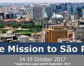 PPCC Trade Mission to São Paulo, 14-19 October 2017